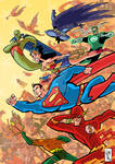 Justice League of America - Marching Forward