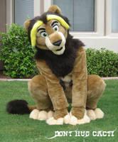 Nbowa Lion by Blonde-Foxy