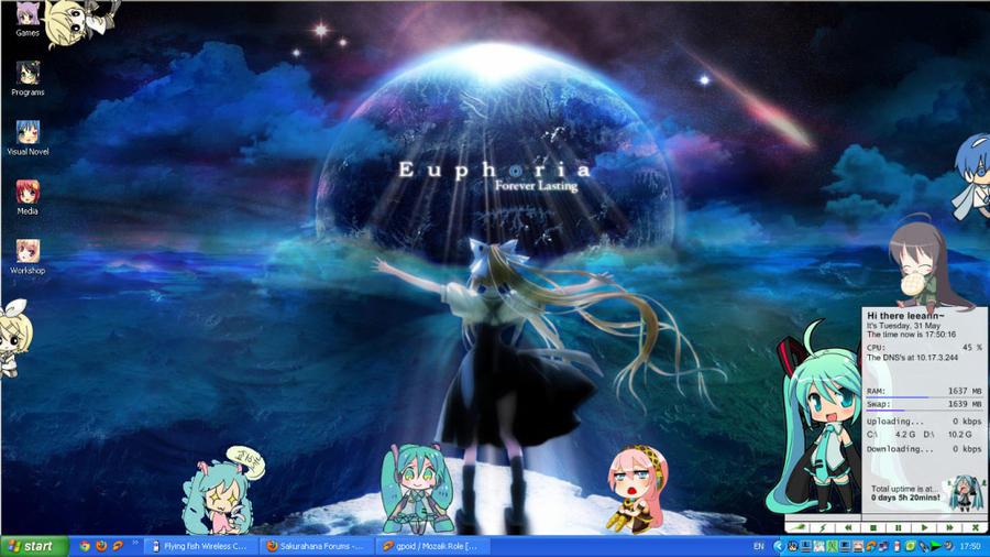 Vocaloid Shimeji by digitalromance77