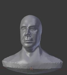 Flujo de Esculpido para personaje