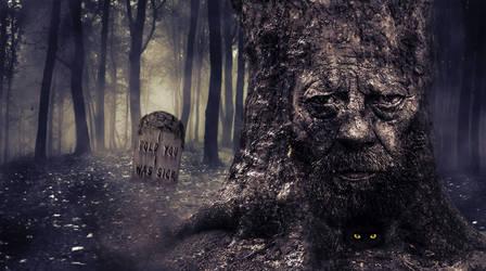 Man In The Wood by Lashstar