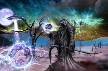 Grim's Night Out by Lashstar