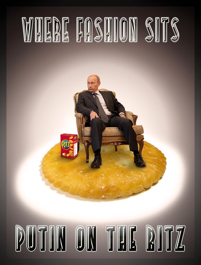 Putin on the Ritz by Lashstar