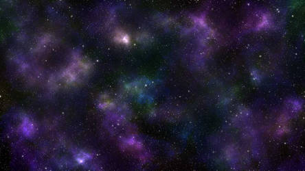 Gaseous Galaxy Background 1