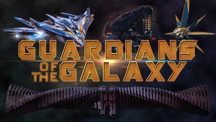 Guardians Of The Galaxy by Lashstar