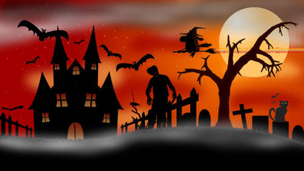 Happy Halloween by Lashstar