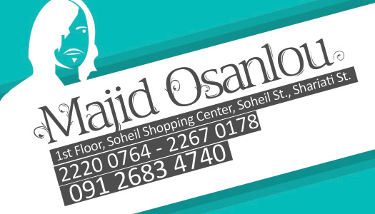 Business Card by beHzad85