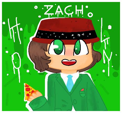 ZacharyZaxor by LitterMitten ZacharyZaxor by LitterMitten