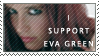 Eva Green Stamp by DarkFacedStranger