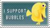 Bubbles Stamp by DarkFacedStranger