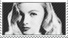 Veronica Lake Stamp by DarkFacedStranger