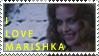 Marishka Stamp by DarkFacedStranger