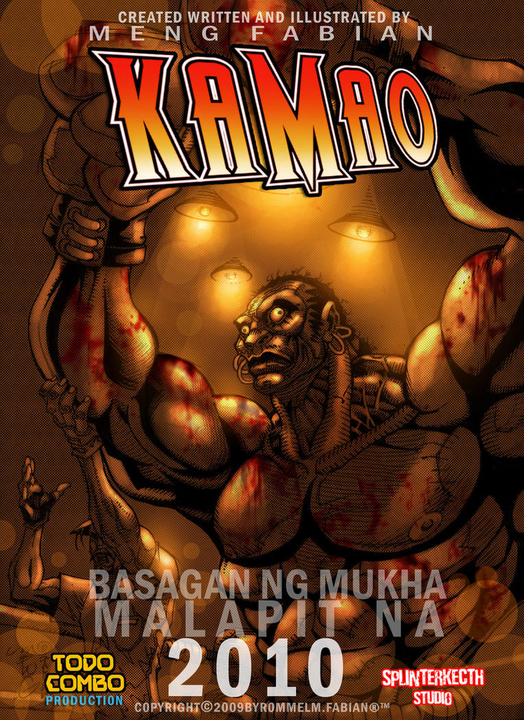 Kamao by mengoloid