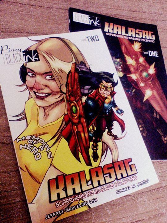 Black Ink Comics presents...KALASAG