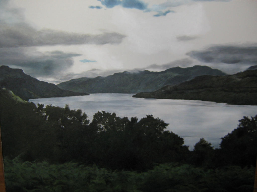 Ireland by Artem-Anima