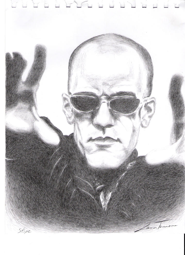Michael Stipe by Artem-Anima