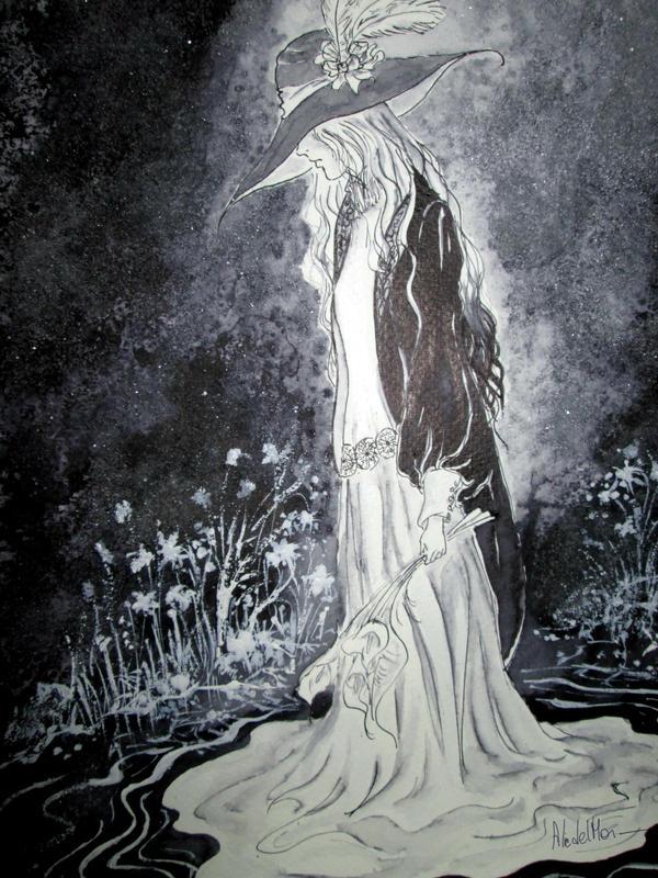 Noche obscura 2 by AlicedelMar