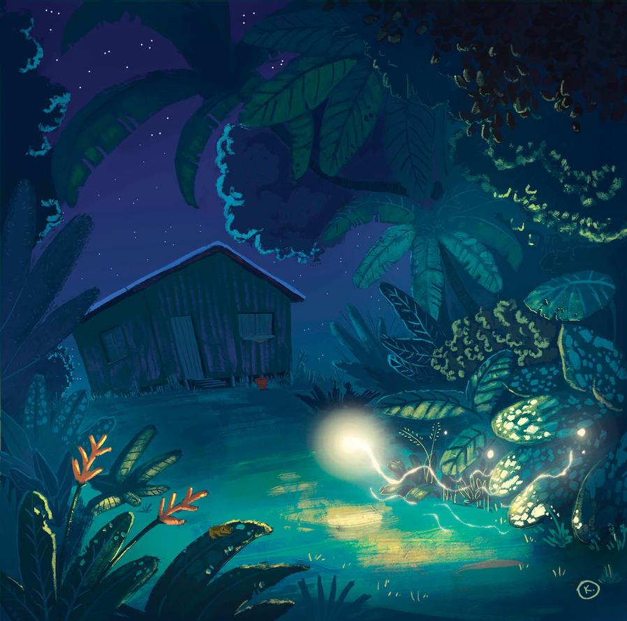 O extraterrestre de Colares by Keomacalandrini