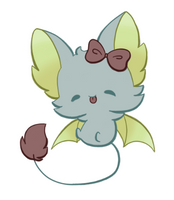 Batty Fluff from OpaliteStar