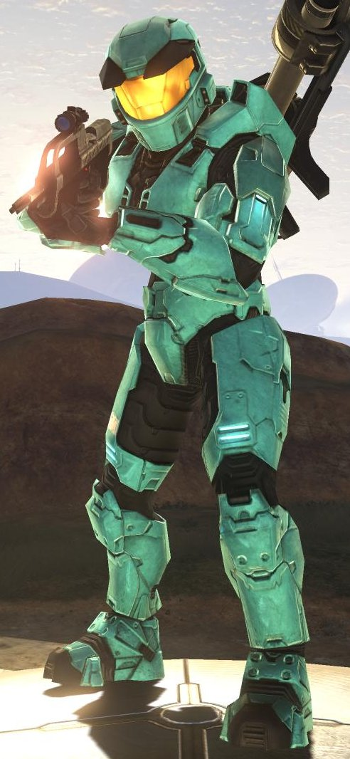 how to get mark 5 armor in halo 4