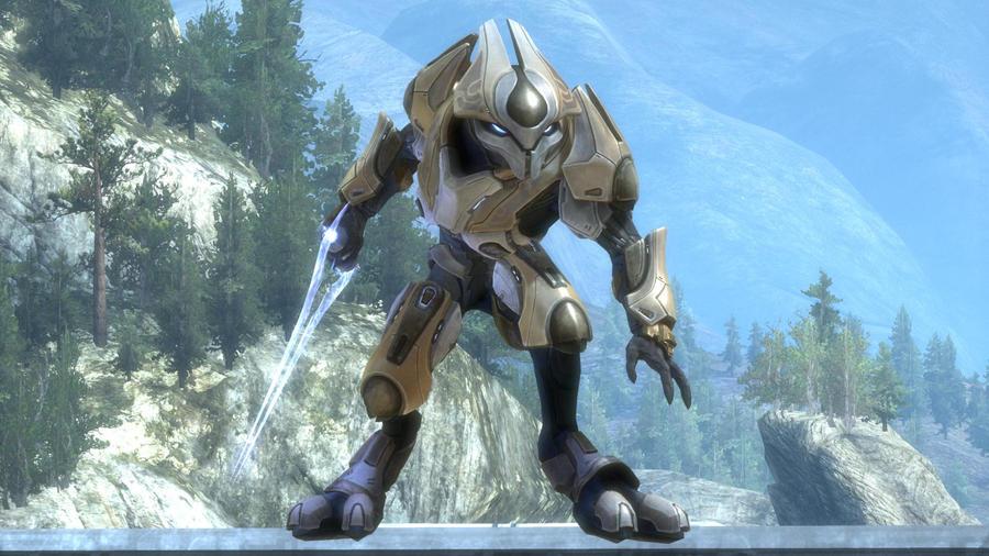 Halo Reach Armor: Ultra by Amakou-Skye on DeviantArt