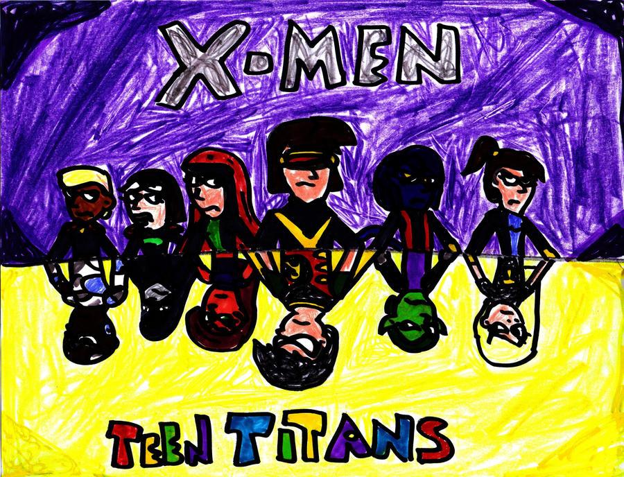 Teen X Men 88