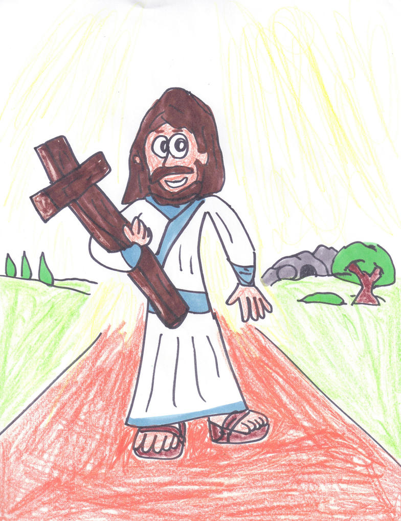Jesus by SonicClone
