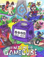 Nintendo Gamecube by SonicClone