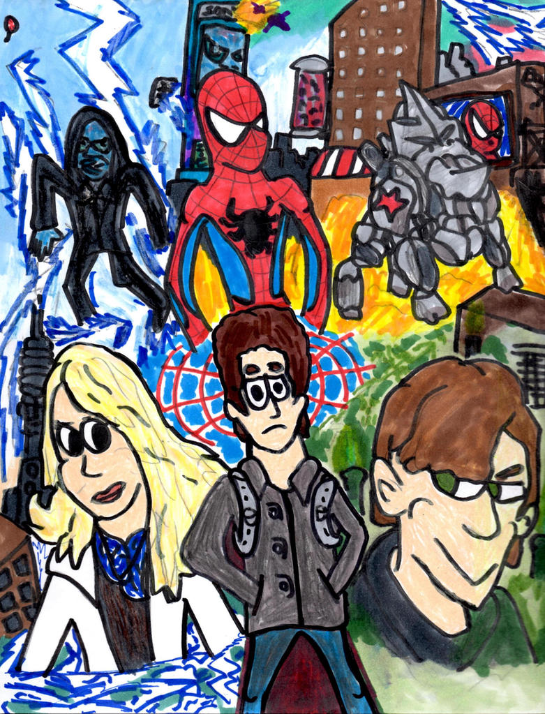 The Amazing Spider-Man 2 by SonicClone