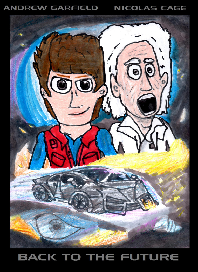 Back to the Future Remake by SonicClone