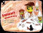 Johnny Thunder and the Tomb of Sigfried