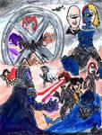 X-Men Apocaylspe by SonicClone