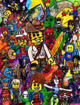 LEGO by SonicClone