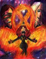 X-Men: Dark Phoenix by SonicClone