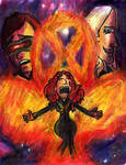 X-Men: Dark Phoenix by SonicClone