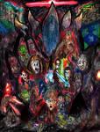 Star Wars Epsiode I: The Phantom Menace by SonicClone