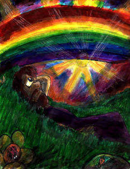 The Father's Rainbow