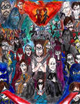 Thank You, X-Men Saga by SonicClone