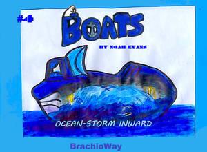 Boats Book 4: Ocean-Storm Inward