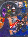 X-Men Apocsypse by SonicClone