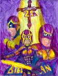 Bibleman 25th by SonicClone