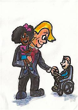Trump and Children