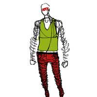 Pants by VEZONISME