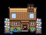 Pokemon Rakuen : Custom house tile