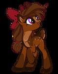 KanineBytes Custome Deer Pony