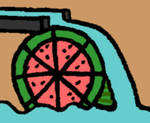 Watermelon Watermolen