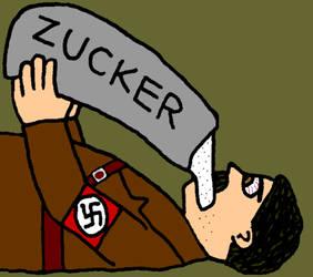 Hitler Ate Sugar by DeckardCanine