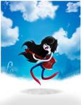 Marceline (Adventure time) by Adnilustra