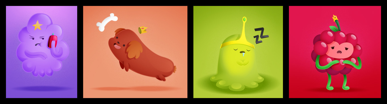 4 princess (1) by Adnilustra