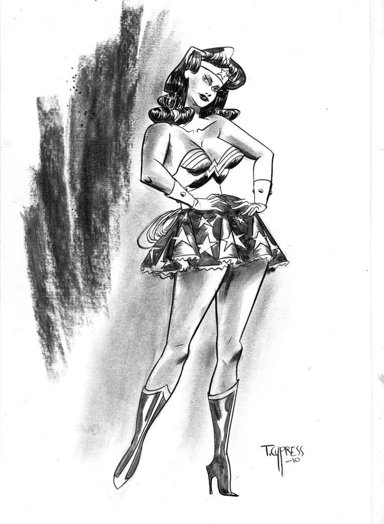 Wonder Woman by TCypress